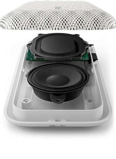Philips BT3900W/00 Taşınabilir Kablosuz Bluetooth Hoparlör Beyaz